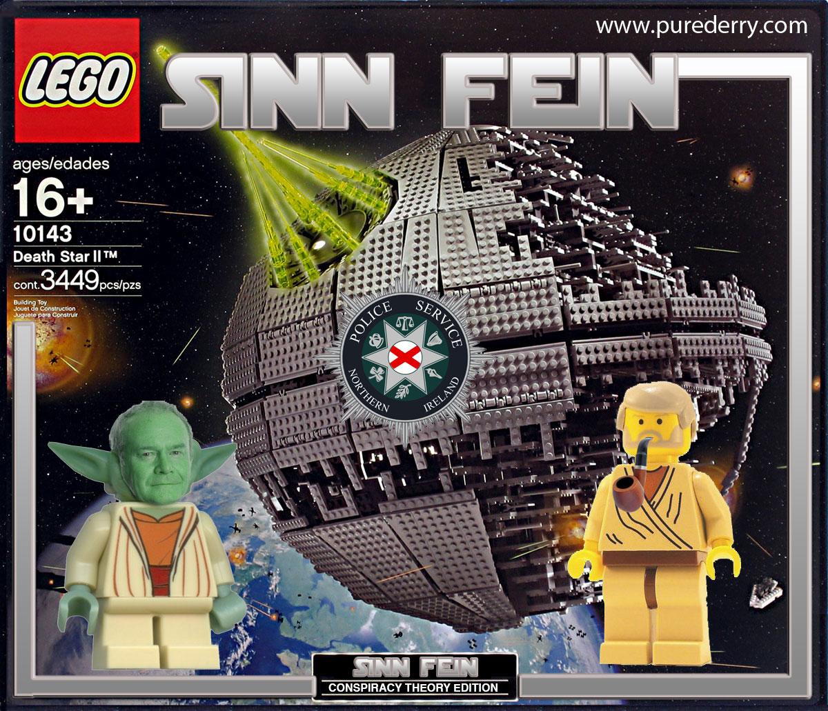 Lego Sinn Fein