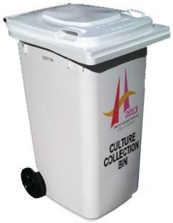 culture bin