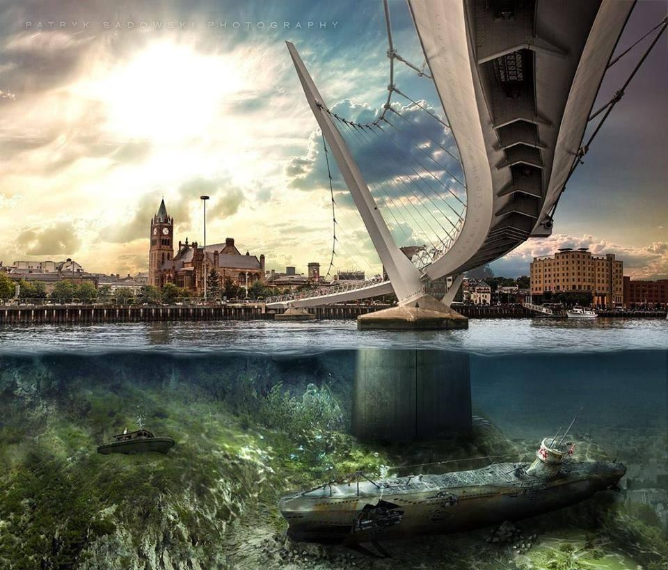 peace bridge sadowski