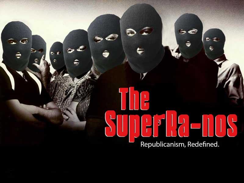 The Super-Ra-Nos